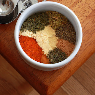 Greek Seasoning Blend.