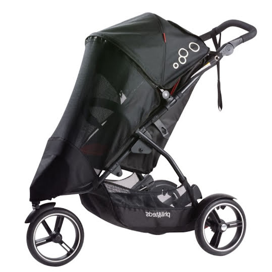 Phil & Teds Buggy Sun Cover Blue
