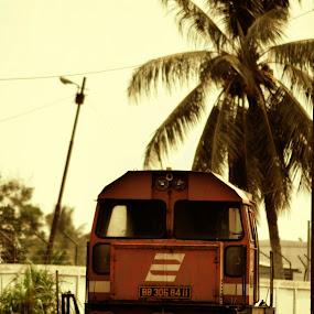 old by Vaar Photowork - Transportation Trains