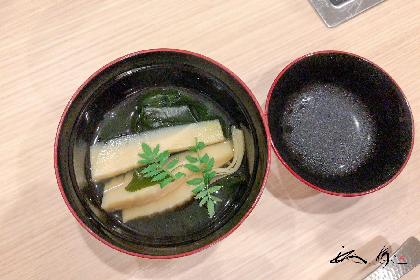若布と竹の子