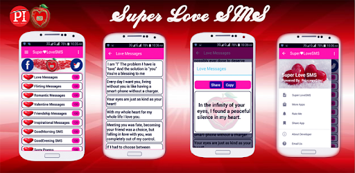 Super Love SMS - Apps on Google Play