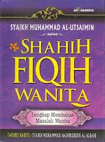 Shahih Fiqih Wanita, Lengkap Membahas Masalah Wanita | RBI