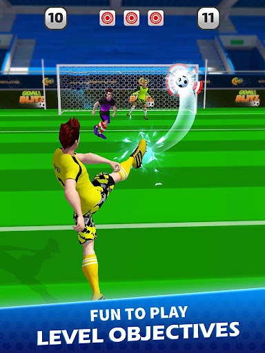 Goal Blitz screenshots 2