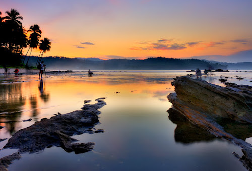 beach and photographer by Dody Herawan - Landscapes Sunsets & Sunrises