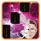 Bad Bunny Piano Game icon