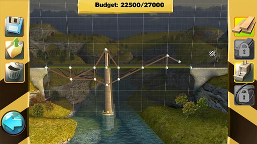 Bridge Constructor screenshot 1