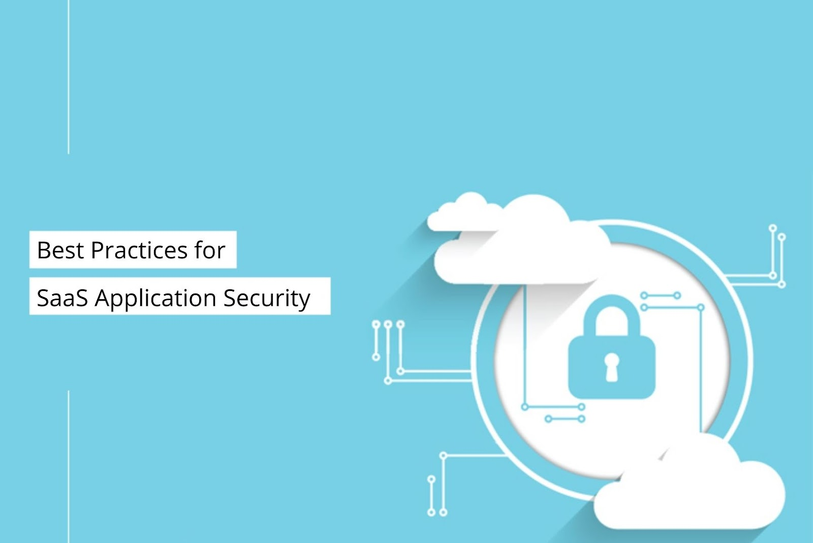 Best practice for saas application security