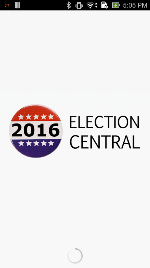Election Central- screenshot