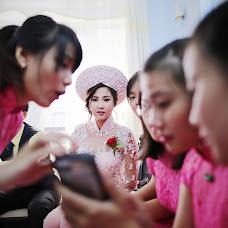 Wedding photographer wang nguyen (wangnguyen). Photo of 14.08.2016