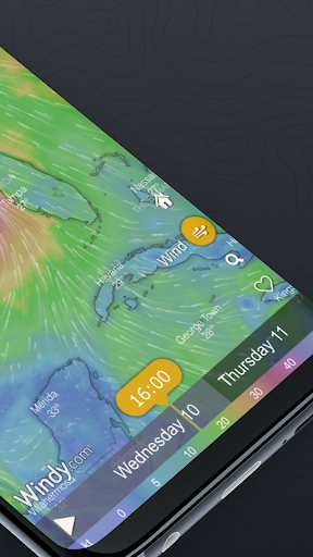 Windy.com - Wind, Waves and Hurricanes Forecast 17.0505 screenshots 2
