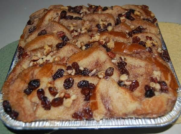 Goliad Bread Pudding Recipe