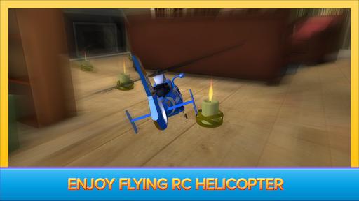RC玩具ヘリコプターシミュレータ3D