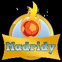 Madridy أخبار ريال مدريد icon