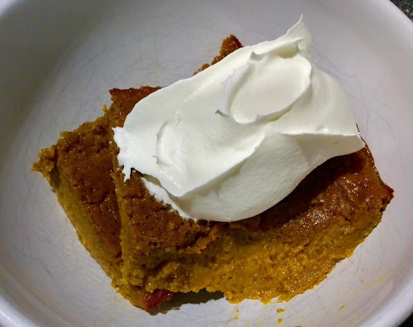 Healthy Pumpkin Pudding Recipe