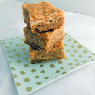 Butterscotch Almond Bars Recipes