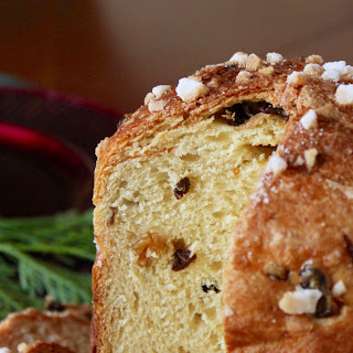 Perfect Italian Panettone Made in a Bread Machine and Baked in the Oven Recipe