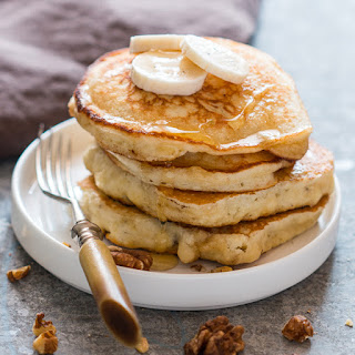 Low Calorie Banana Pancakes Recipes