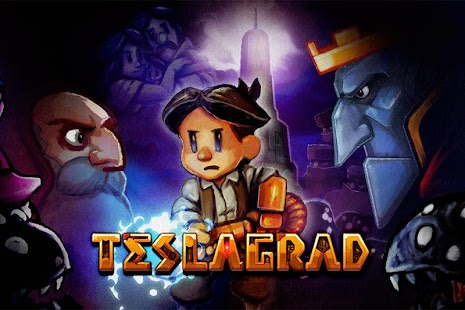 Teslagrad Screenshot