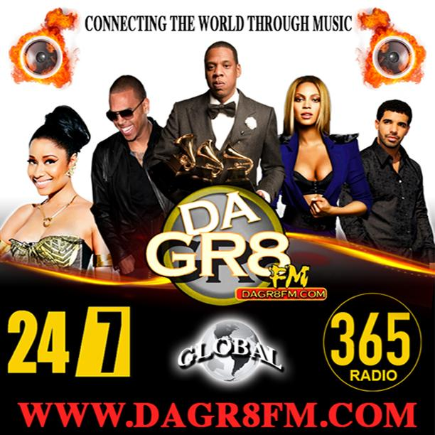 Dagr8fm Radio Station- screenshot