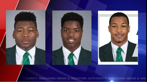 Michigan State football players charged with sexual assault