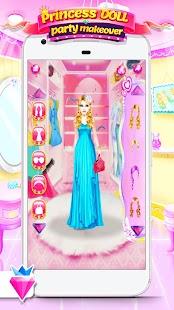 Princess Beauty Salon Dress Up Makeover For Girls - náhled
