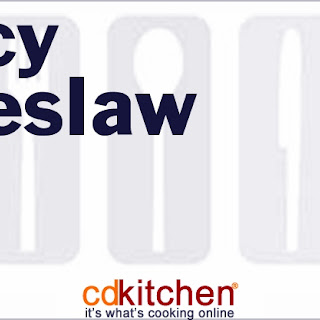 Spicy Coleslaw Recipe