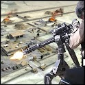 Helicopter Shooting Airstrike icon