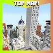 City Gigantic. Minecraft map APK