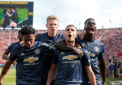 Un joueur de Manchester United va-t-il changer d'avis et rejoindre l'équipe nationale belge ?
