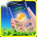 Transparent Handy Trick icon