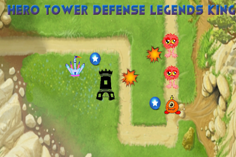 Hero Tower Defense Legends King - náhled