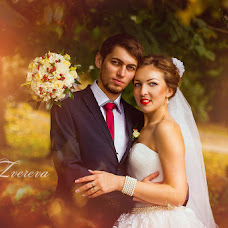 Wedding photographer Lina Zvereva (Linaphoto). Photo of 31.12.2014