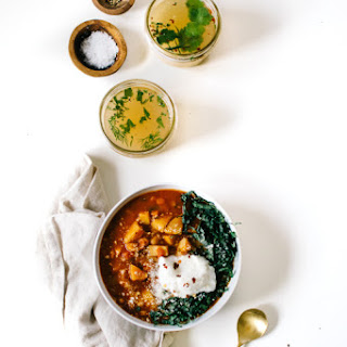 Ginger Cilantro Soup Recipes
