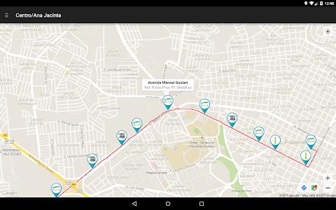 GuiMU - Guia Mobilidade Urbana screenshot 9