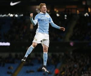 Kevin De Bruyne, roi de Manchester City ? A vos votes !