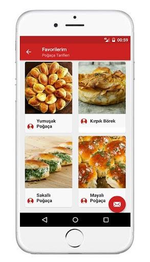 Poğaça Recipes screenshot