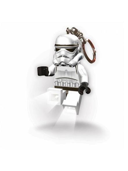 Imagen de contenido Llavero con Luz Led Lego® Stormtrooper