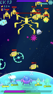 Stellar! - Infinity defense Screenshot