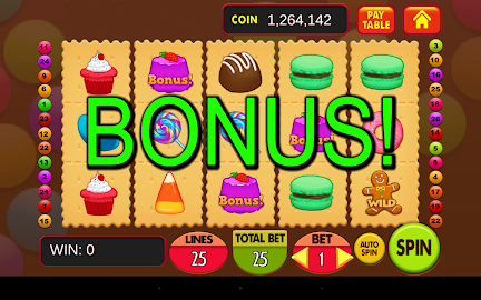 100% Free Slot Machines Bonus Screenshot 3