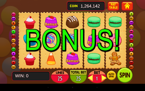 Slots Bonus Game Slot Machine Screenshot 3