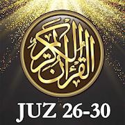 AL-QURAN Reader OFFLINE Per Juz (26 - 30)