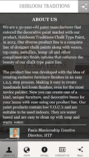 Heirloom Traditions Paint- screenshot thumbnail