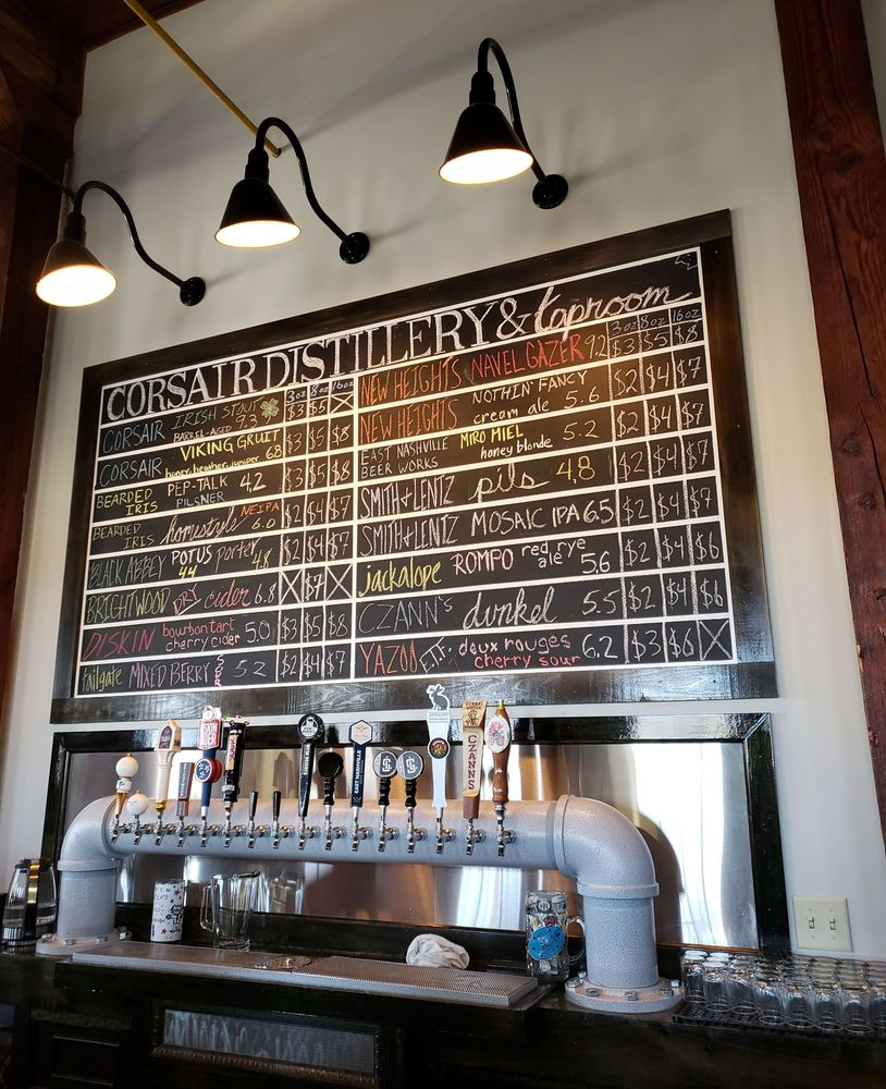 Corsair-Artisan-Distillery-Nashville-Whiskeys