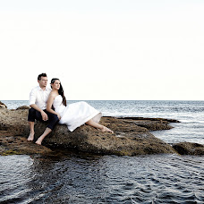 Hochzeitsfotograf Giorgos Antoniadis (Antoniadis). Foto vom 17.02.2018