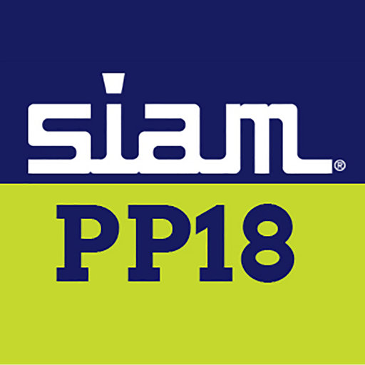 SIAM PP18 Conference