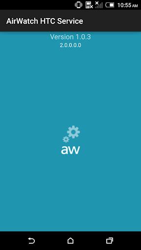玩商業App|AirWatch HTC Service免費|APP試玩