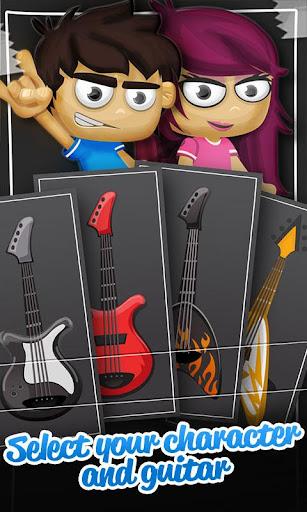 Télécharger Guitar Legend APK MOD (Astuce) screenshots 4