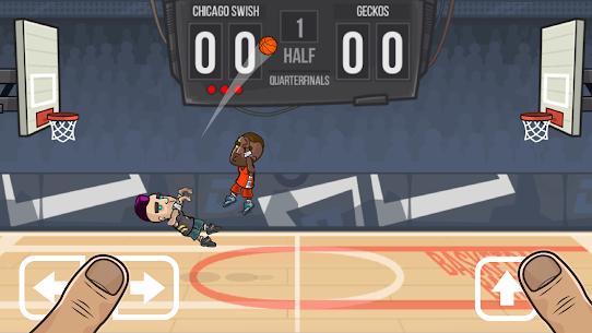 Basketball Battle MOD (Unlimited Money/Gold) 5