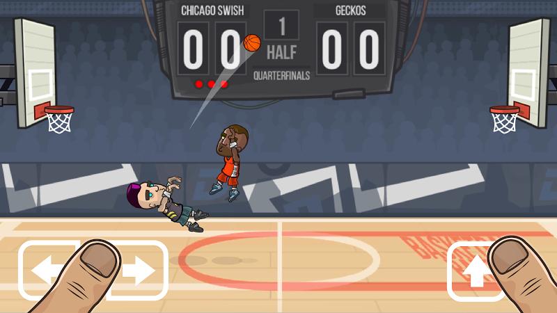Basketball Battle Screenshot 5