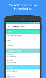 ZoneApp- screenshot thumbnail